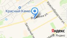 АвтоМойкер на карте