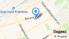 ВЕКТОР-К на карте