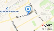Средняя общеобразовательная школа №28 на карте