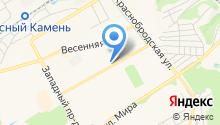 Находка на карте
