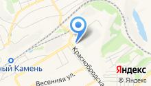 Паспортно-учетный отдел на карте