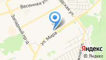 Киселёвские Системы Безопасности на карте