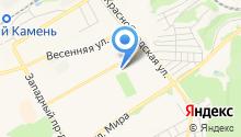 Нотариус Тульнова Н.Н. на карте
