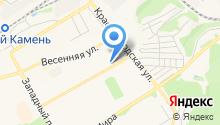 Кузбасский Бройлер на карте