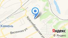 Автошкола, АНО ДПО на карте