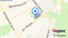 КиселёвскНатурПродукт на карте