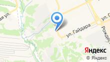 Отдел по борьбе с экономическими преступлениями УВД по г. Прокопьевску на карте