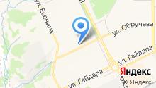 Нотариус Костина Г.Е. на карте