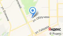 Пивman на карте