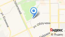 Осокина С.В. на карте
