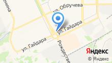 Ариадна на карте