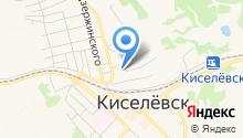Средняя общеобразовательная школа №27 на карте
