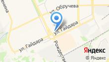 Классный на карте