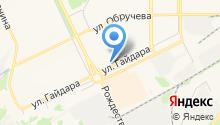 ЖЭК №8 на карте