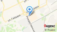 Георгиевский квас на карте