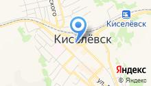 КиселёвскКнига на карте