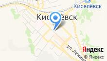 Совет народных депутатов Киселёвского городского округа на карте