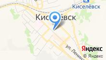 Управление культуры Киселёвского городского округа на карте