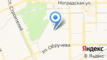 Кемеровский государственный университет на карте