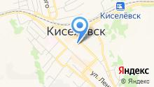 Киселёвский ДСПМК на карте