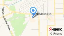 Party на карте