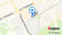 Про-сервис на карте