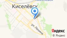 Первое Маршрутное Телевидение-Киселёвск на карте