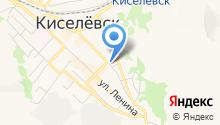 Нотариус Сотникова И.Ф. на карте