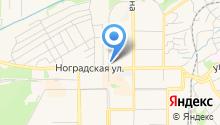 ДЮСШ №2, МБУ на карте