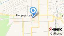 Микрокредитная Компания Аванс на карте