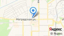 Аптека на углу на карте
