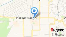 Prk-Net на карте