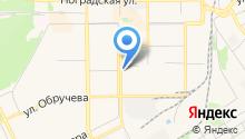 """Компания """"Альфа"""" - Натяжные потолки на карте"""