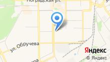 Альфа на карте