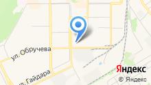 ВОКС на карте