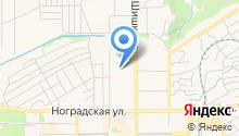 Радио Прокопьевск, FM 107.4 на карте