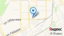 Магазин по продаже дрожжей на Институтской на карте