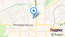Прокопьевский промышленно-экономический техникум на карте
