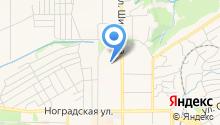 Кемеровский областной медицинский колледж на карте