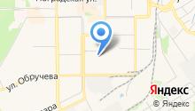КОНСИБ на карте