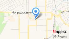 Кузбасская Комиссионная Торговля на карте