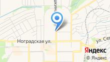 Коллегия адвокатов №53 Рудничного района на карте
