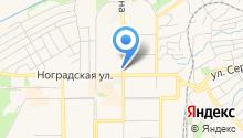 Прокопьевский центр недвижимости на карте