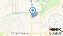 Рудничный районный суд г. Прокопьевска на карте