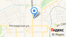 Кузнецкий ломбард на карте