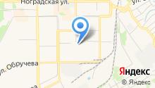 Межрайонный отдел службы судебных приставов по г. Прокопьевску и Прокопьевскому району на карте