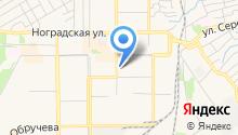 Детский сад №1, Соловушка на карте