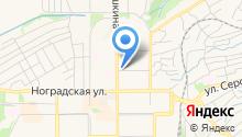 Адвокатский кабинет Мусс Е.А. на карте