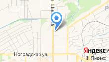 Прокопьевский горнотехнический техникум им. В.П. Романова на карте