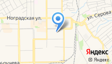 Мастерская по ремонту обуви на проспекте Гагарина на карте